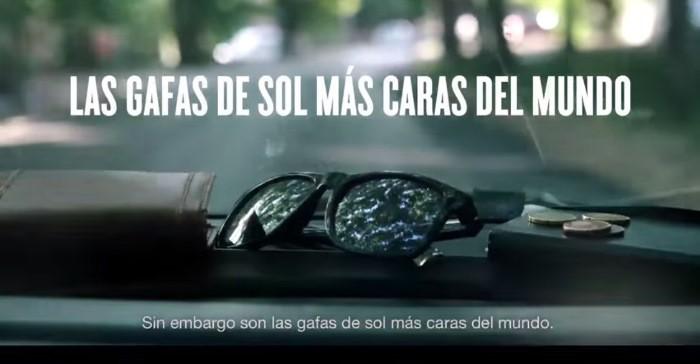 'Las gafas de sol más caras del mundo', campaña de verano de la DGT