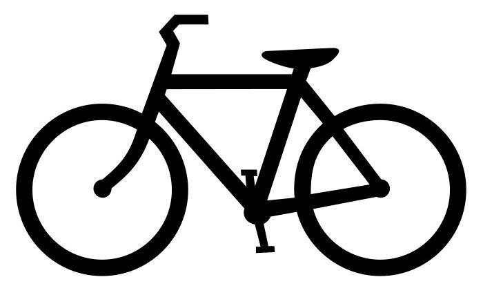 Bicicletas: por la acera no