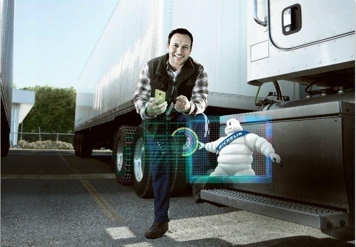 La gestión de neumáticos en una flota, más sencilla con Michelin Tire Care