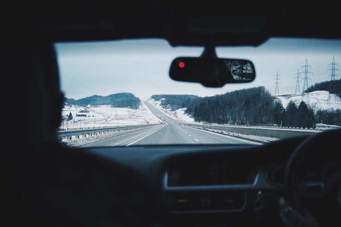 driving left