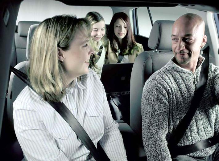padres al volante
