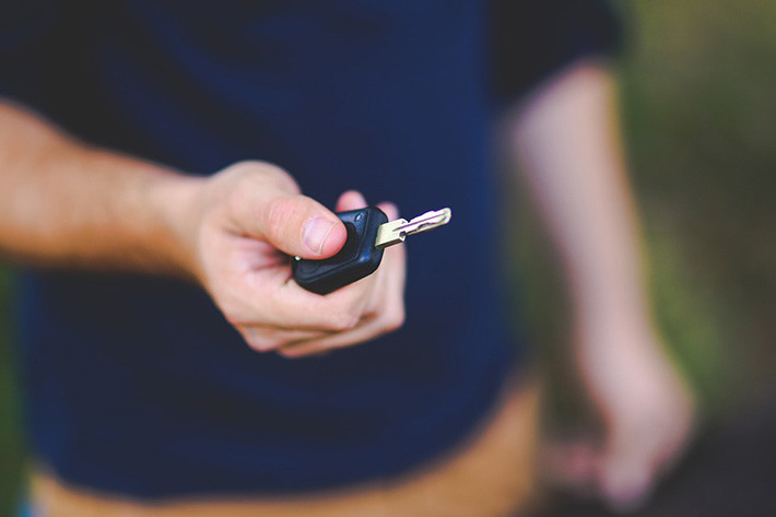 Y si pierdo las llaves del coche, ¿qué hago?