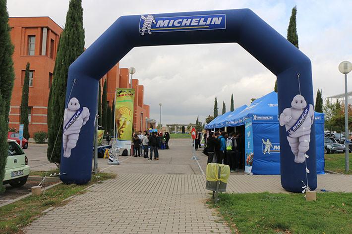 Plan Joven Crash Test de Michelin