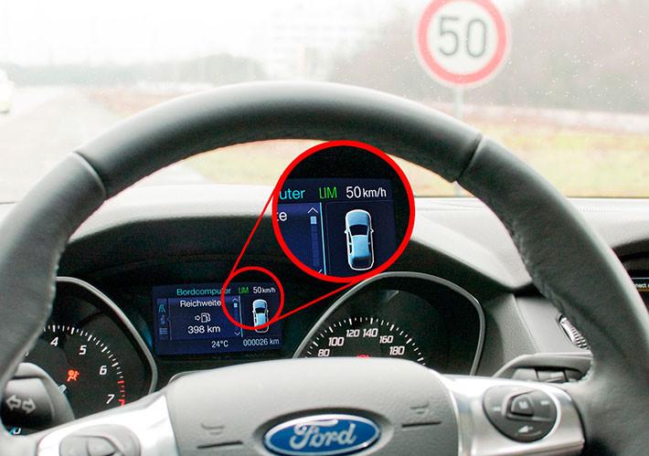 Un 20% menos muertes con el Asistente de Velocidad Inteligente