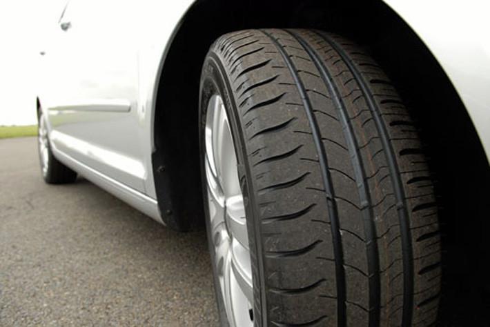 Desgaste de neumático