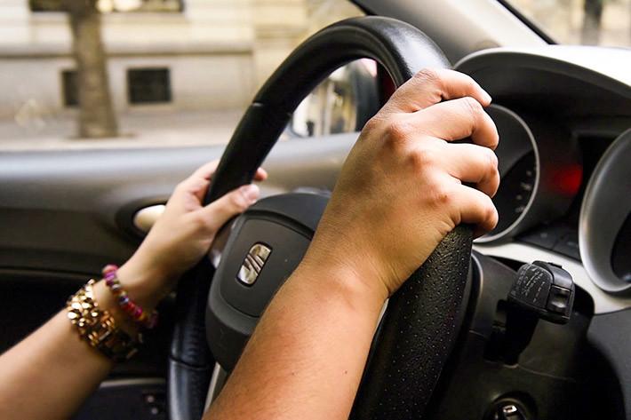 Depresión y conducción