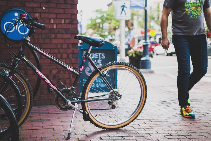bici urbana