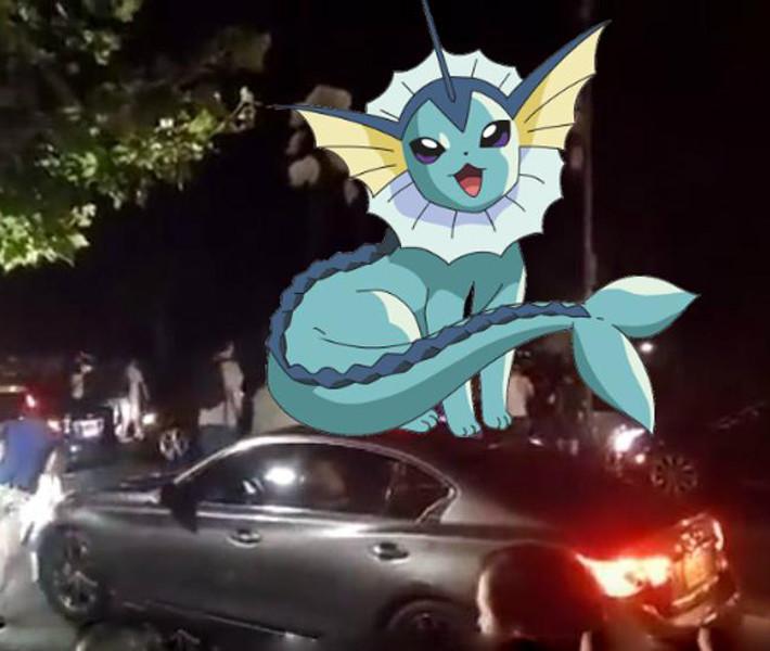Pokémon Go o cómo complicarte la vida al volante