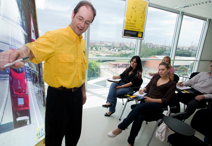 Vuelta al cole: la formación de los enseñantes en seguridad vial