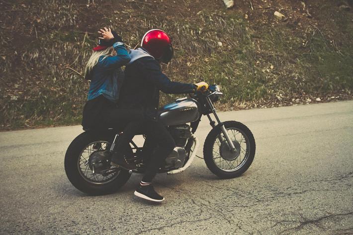 moto sobrepeso