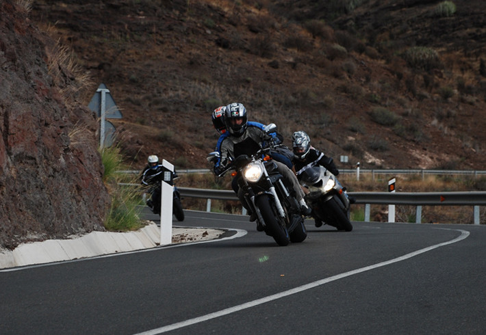 Las diez mejores rutas en moto por España y Portugal