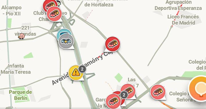 Cómo afecta Google Maps a los atascos