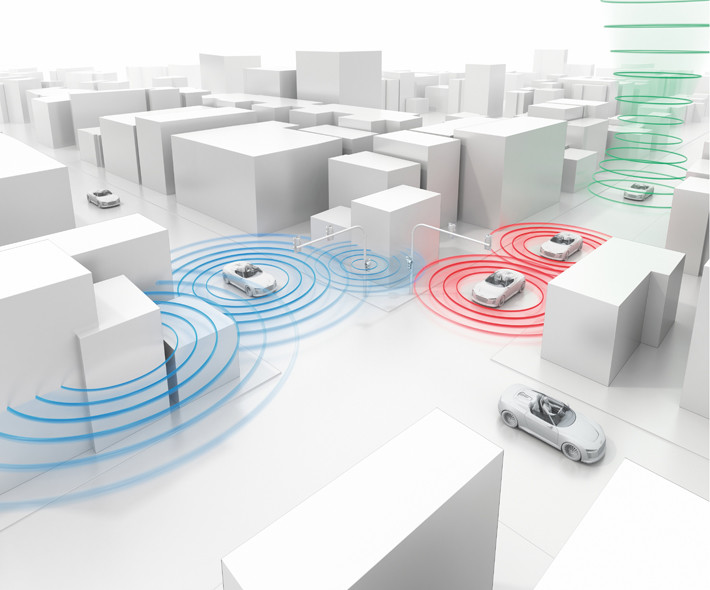 La conectividad 5G también para el automóvil