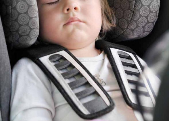 Los sistemas de retención infantil reducen el 95% de lesiones graves si se utilizan bien