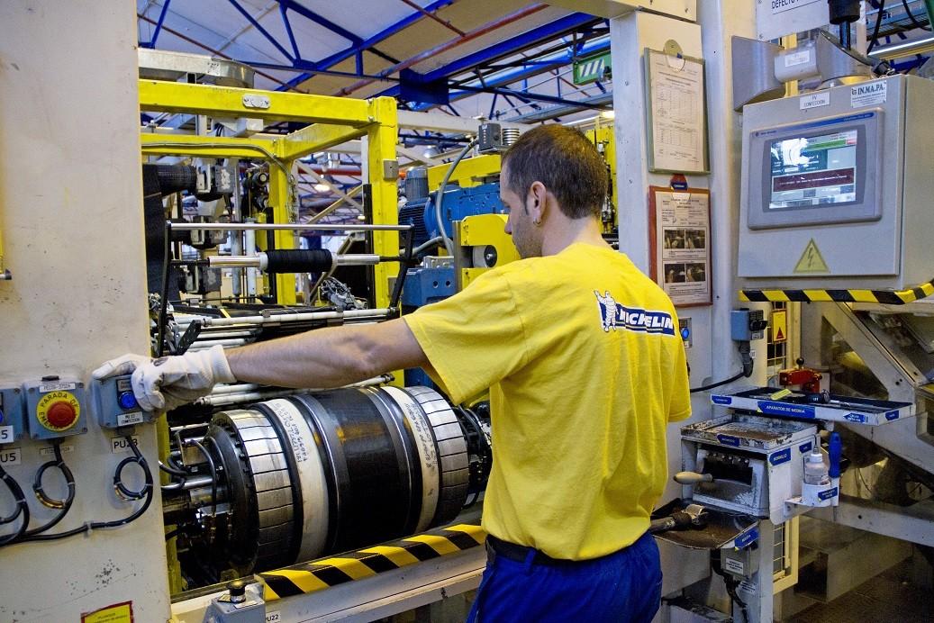 Claves en la fabricación del neumático contadas por un experto