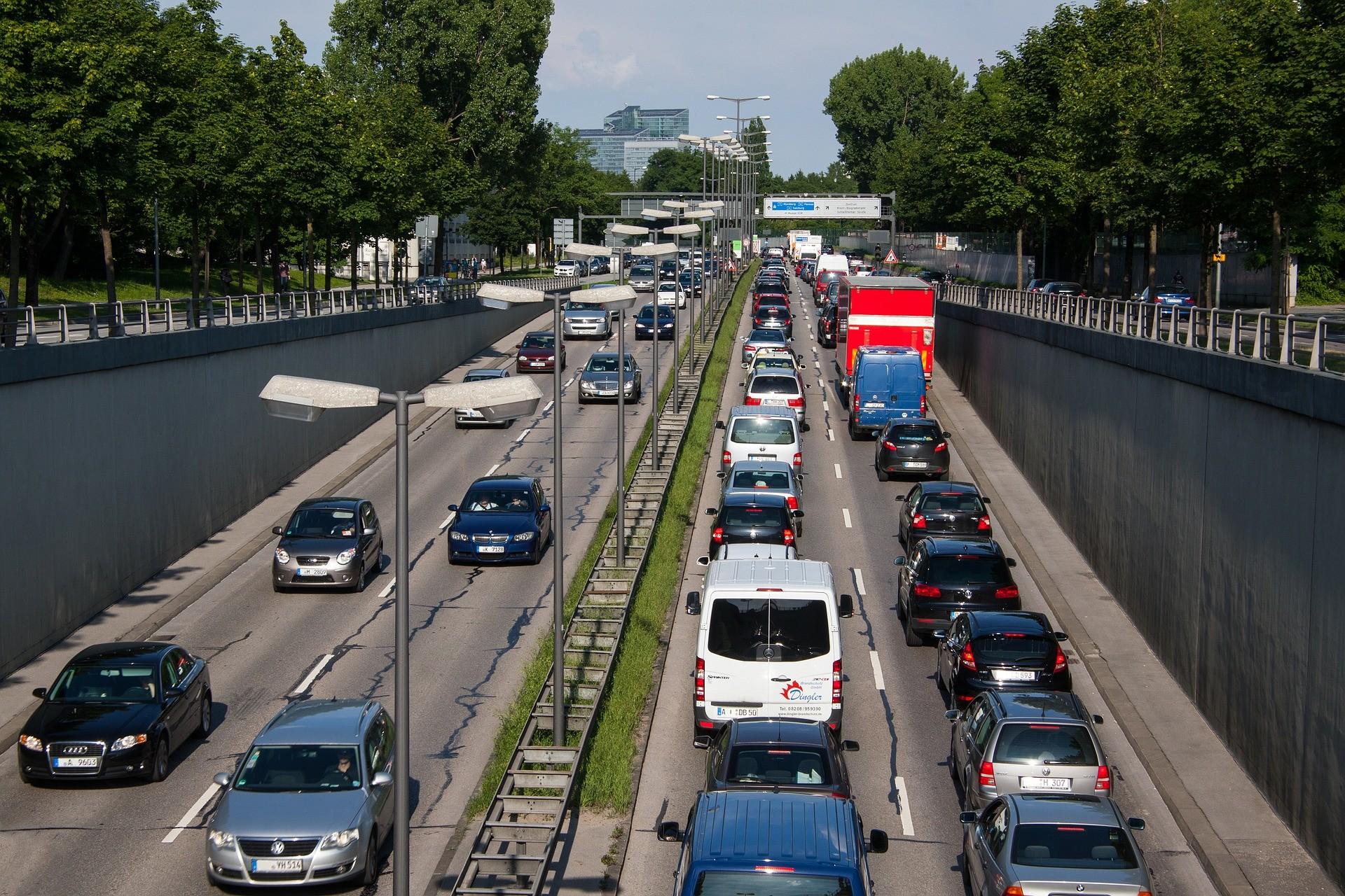 Así es el control inteligente del tráfico en una gran ciudad