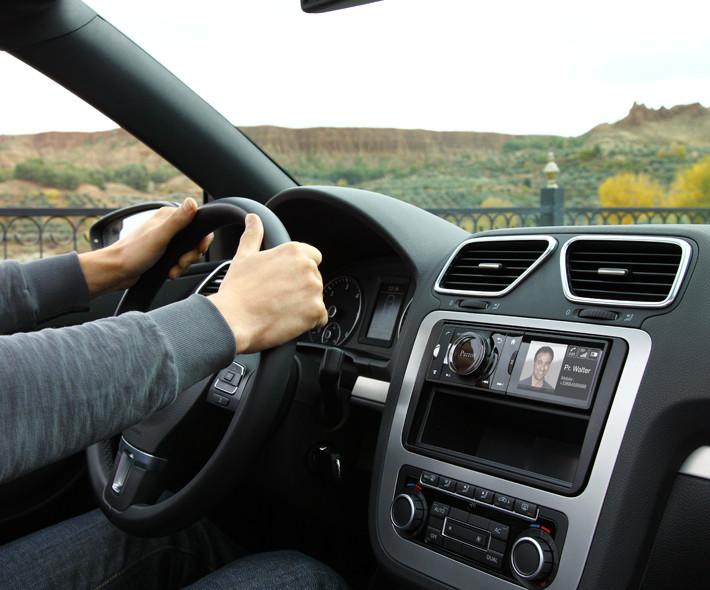 Autoradio Bluetooth con manos libres