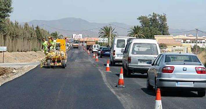 obras carretera