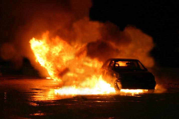 Incendios en el automóvil: una posibilidad para la que hay que estar prevenidos