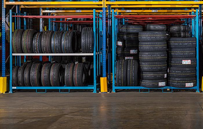 Cómo almacenar los neumáticos correctamente