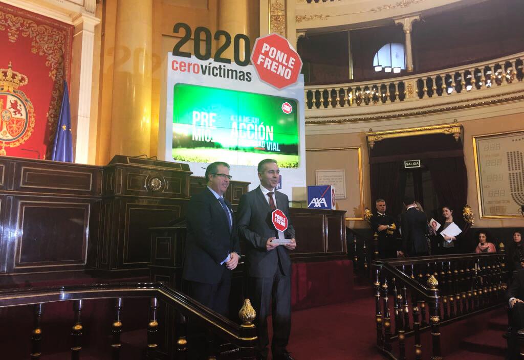 Michelin gana el premio Ponle Freno a la Mejor Acción de Seguridad Vial con Trendy Drivers