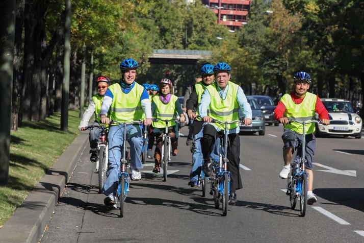 Carril bici vs ciclocarril: lo que opinan los colectivos ciclistas