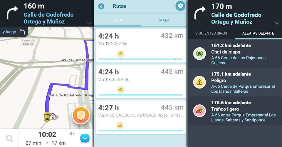 15 trucos y consejos para tener un viaje más seguro con Waze