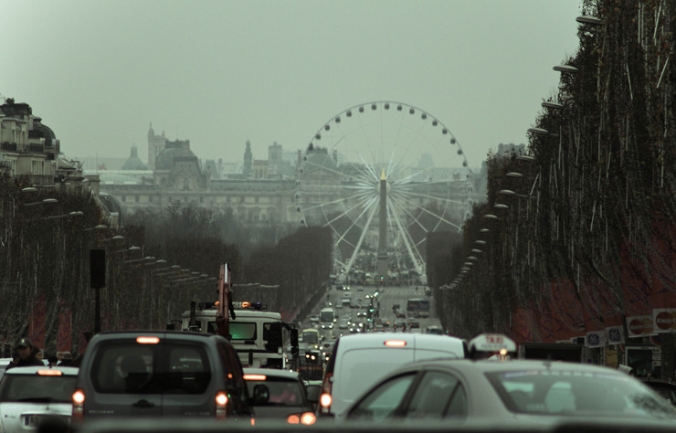 ¿Cómo se activan los protocolos de contaminación? Comparamos Madrid y París