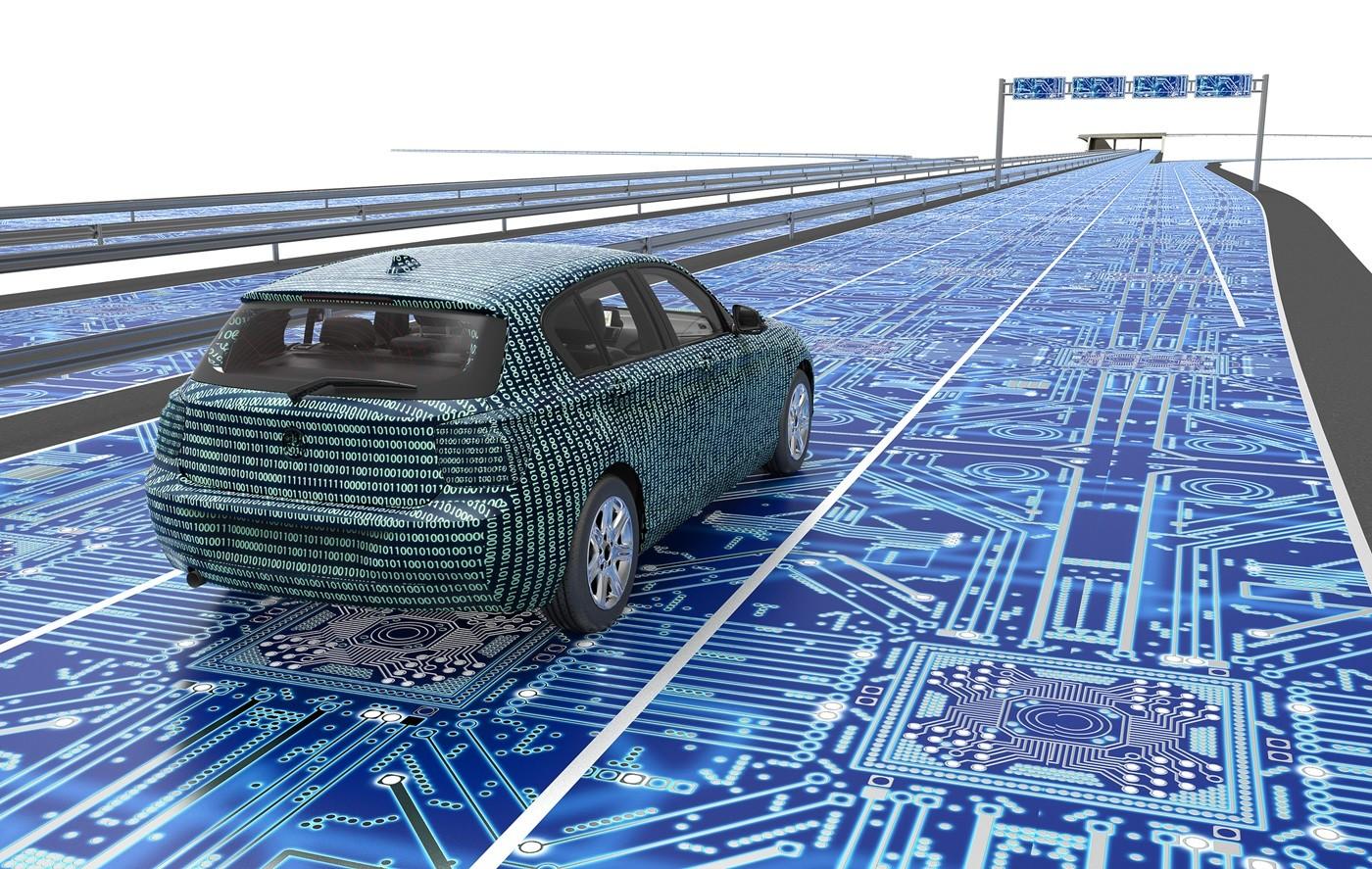 Eléctrico, compartido y autónomo. Así es el verdadero coche del futuro.