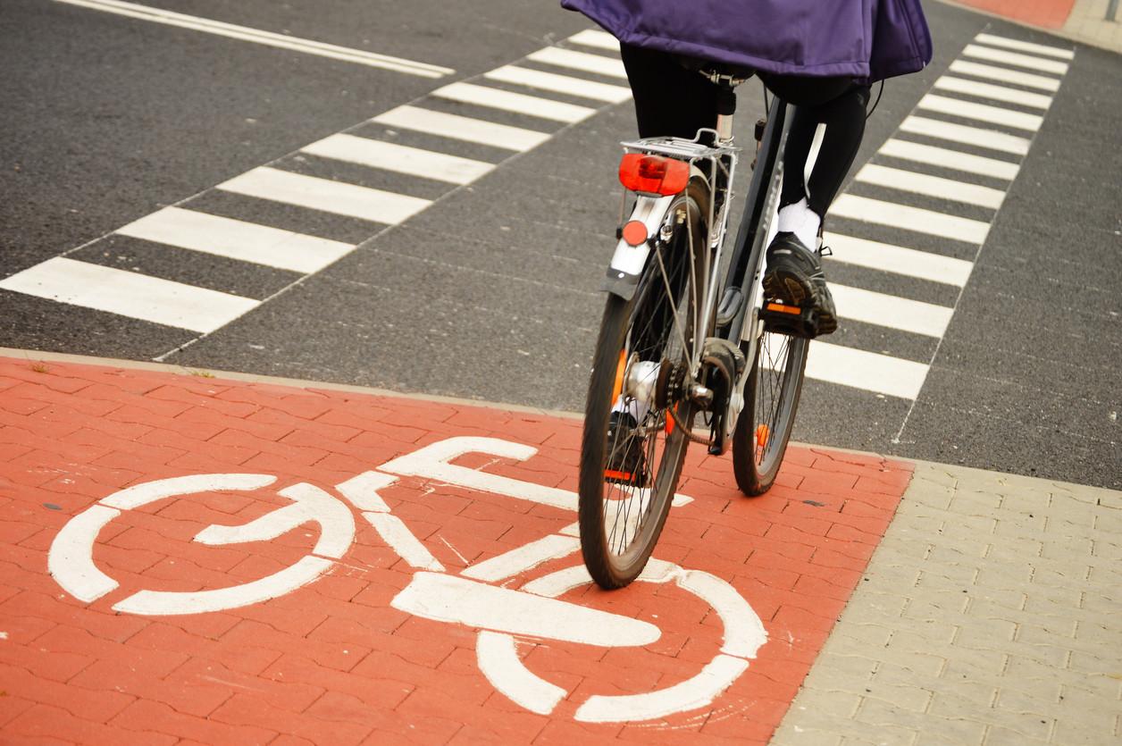 carril bici seguridad vial