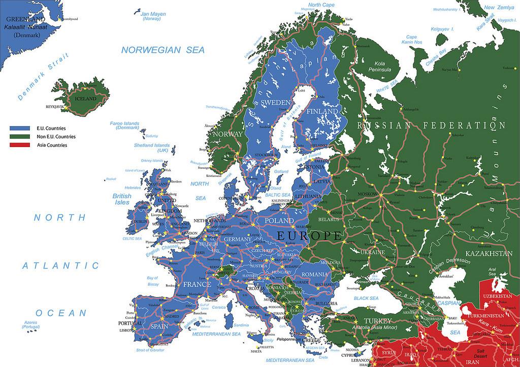 La seguridad vial en Europa de un vistazo: ¿qué hay de España?