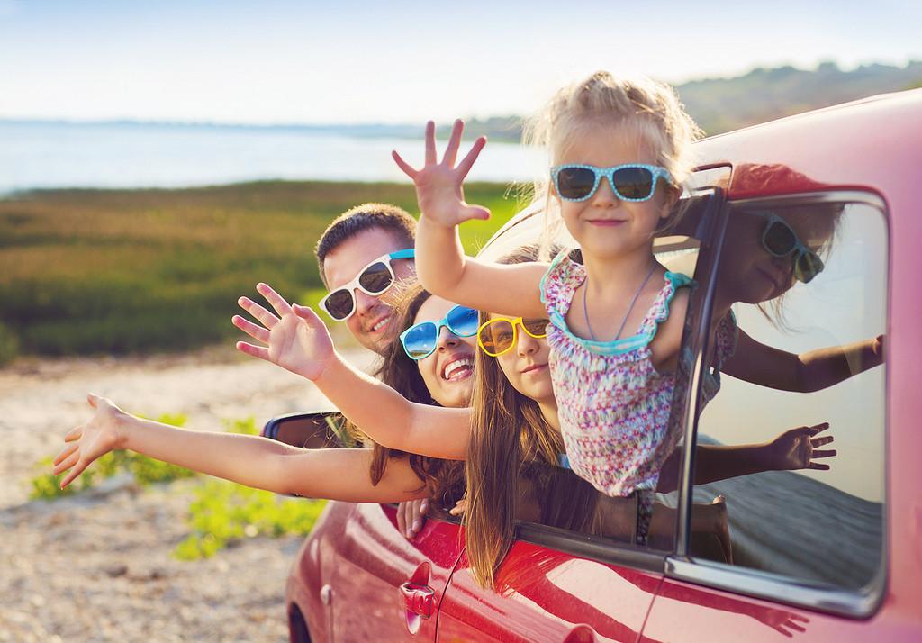 ¿Cuándo llegamos?: Siete ideas para entretener a los niños en el coche