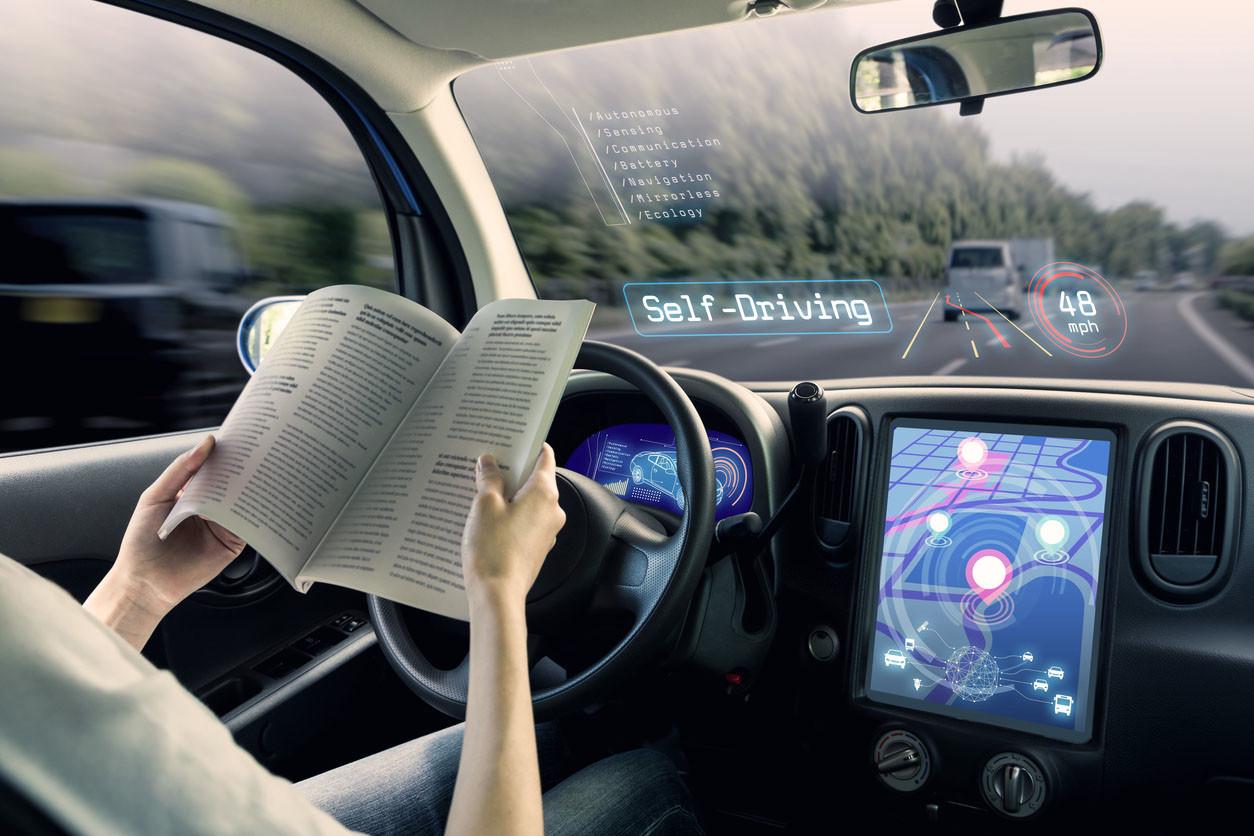 ¿Qué haremos los conductores cuando el vehículo sea el conductor?