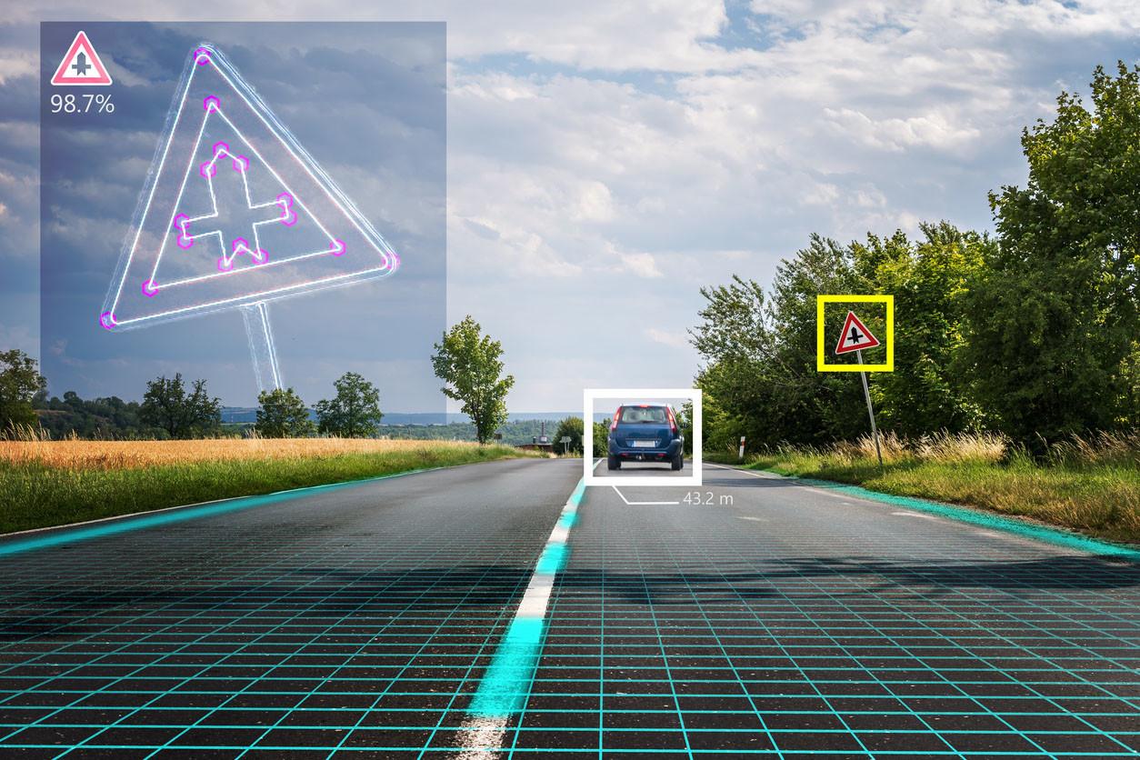 ¿Conoces los seis niveles de inteligencia de los vehículos autónomos?