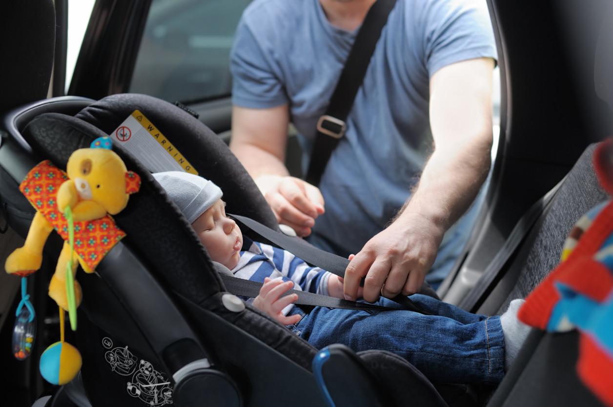 En el coche, ¿cuánto tiempo máximo puede permanecer nuestro bebé en la sillita?