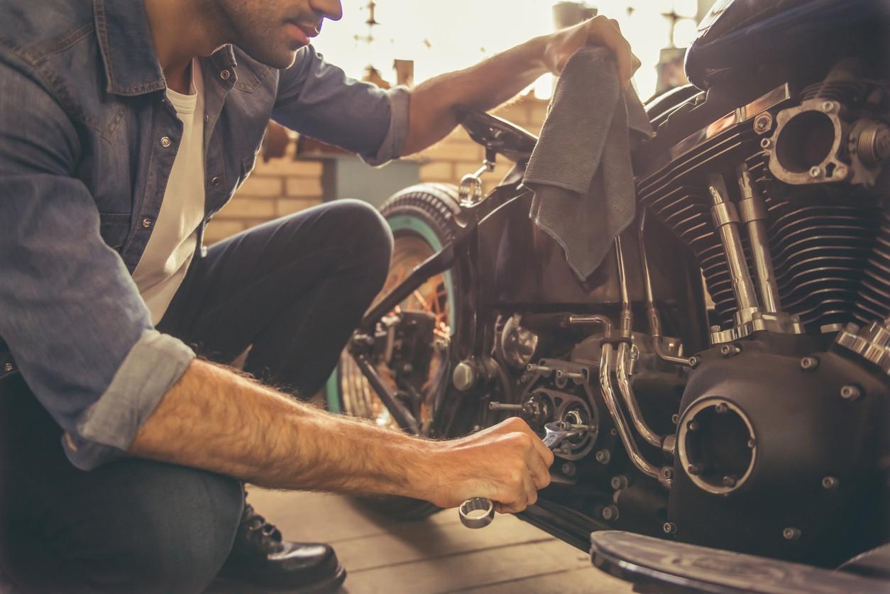 Guía para poner a punto tu moto con el buen tiempo