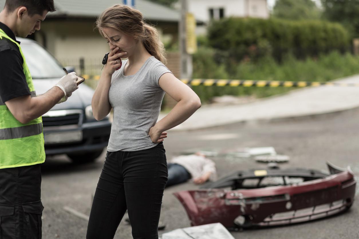 Mujeres y accidentes de tráfico