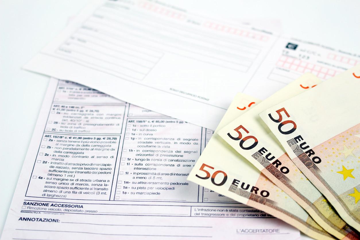 ¿Pagamos más multas los españoles que el resto de europeos?