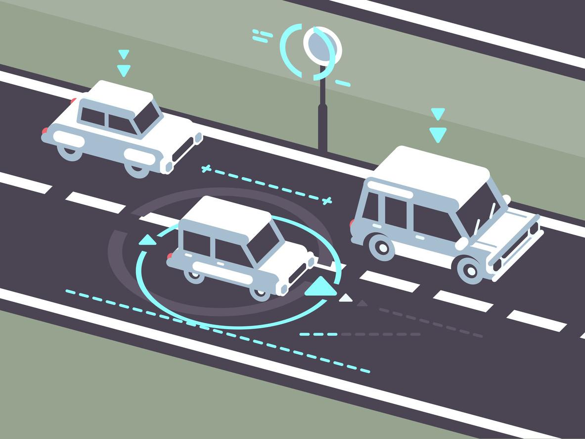 La DGT convoca un concurso de 5.4 millones para crear una plataforma de información entre vehículos conectados