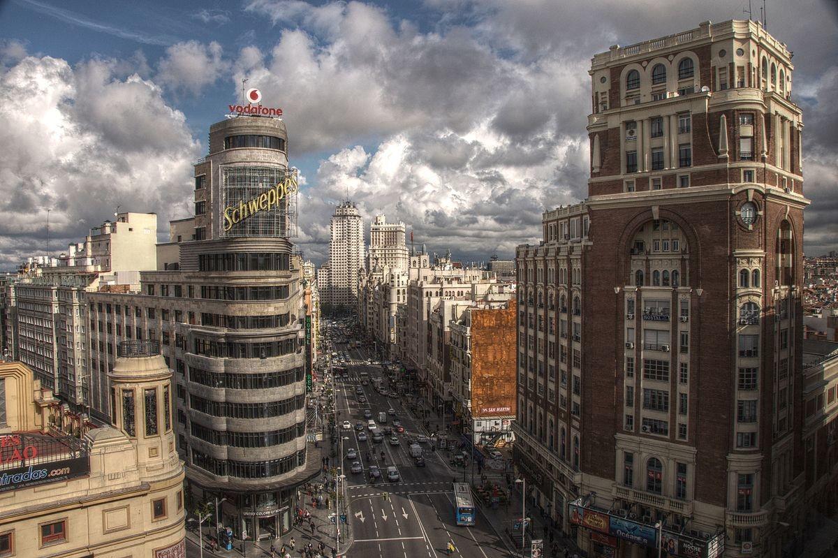 Peatonalización de la Gran Vía de Madrid: cómo y porqué