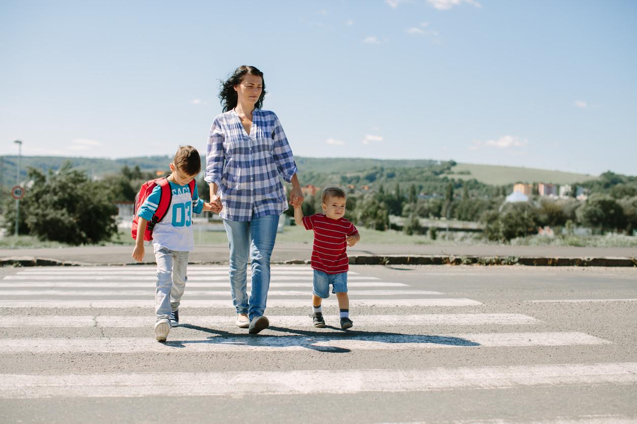 Cuatro propuestas para introducir a los niños de 3 a 5 años en la seguridad vial