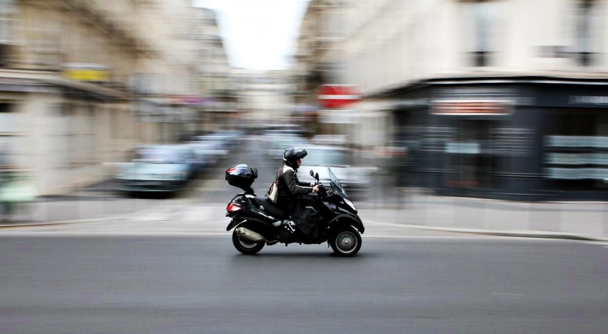 Circular en moto, ¿es movilidad sostenible?