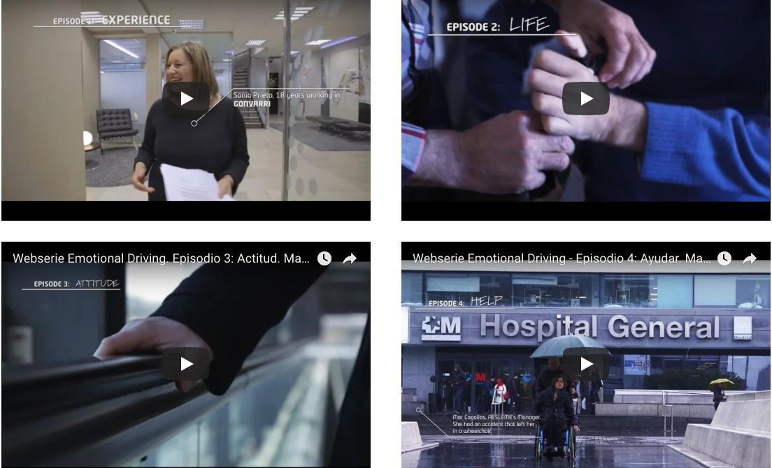 Los vídeos más emocionantes de #EmotionalDriving: una campaña hecha por gente real