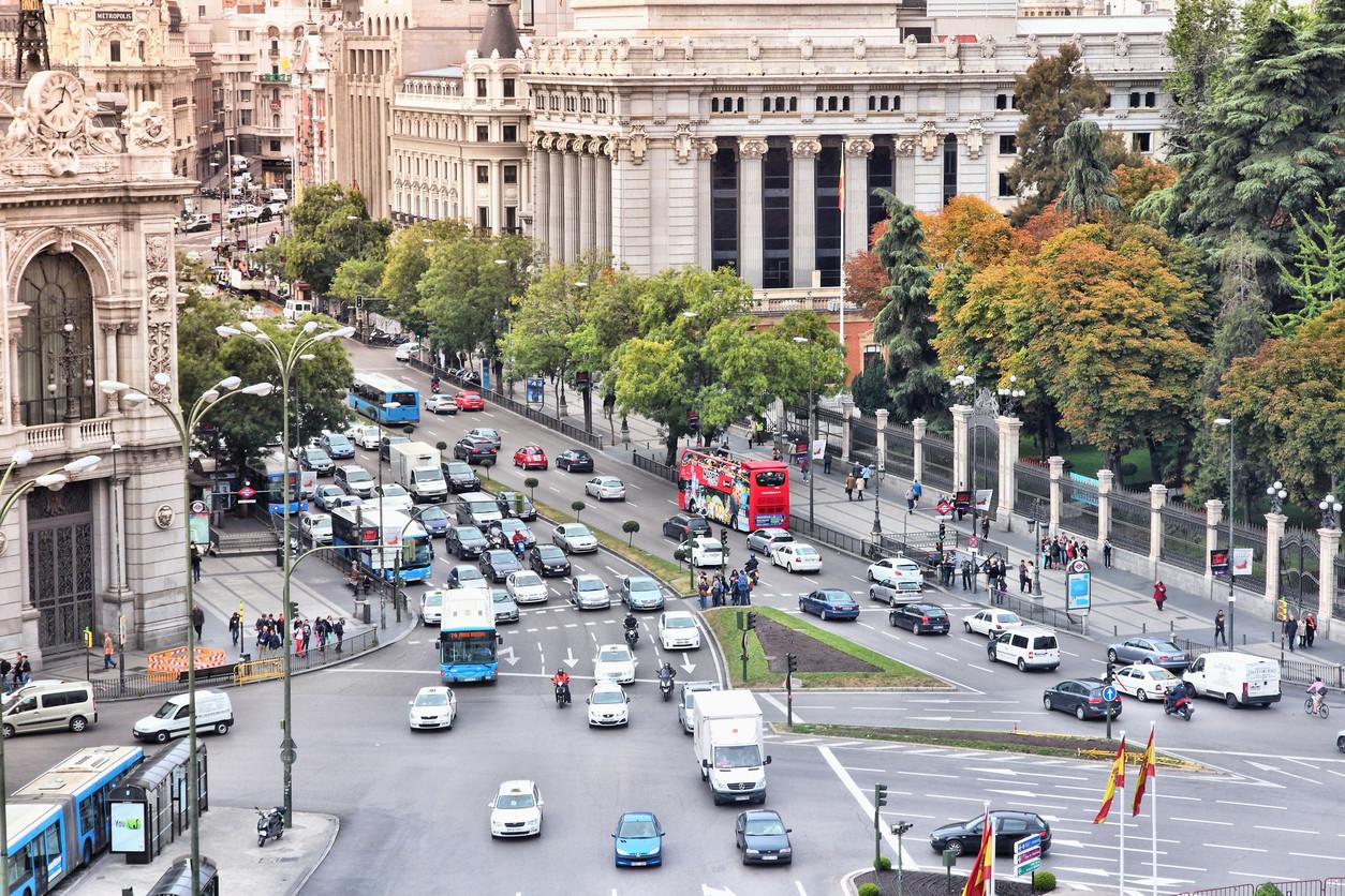 La nueva ordenanza de movilidad en Madrid da protagonismo a ciclistas y peatones