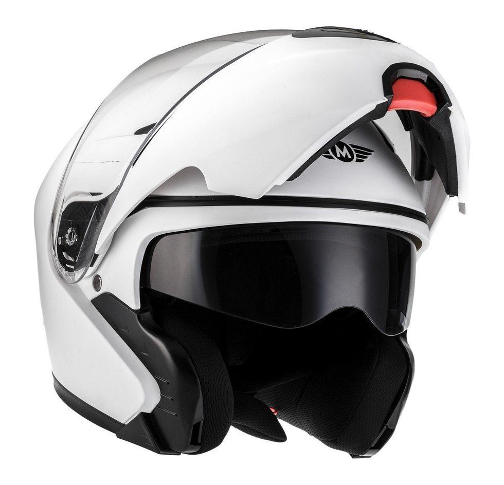 tipos de casco para motos