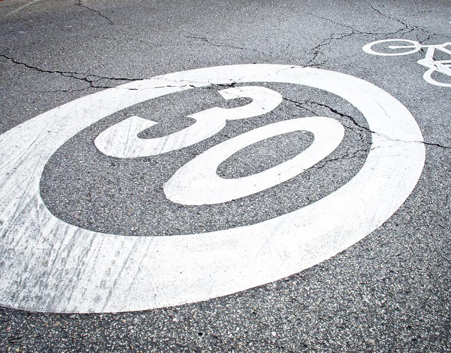 Un Madrid a 30 km/h, así será a finales de 2018 el centro de la capital