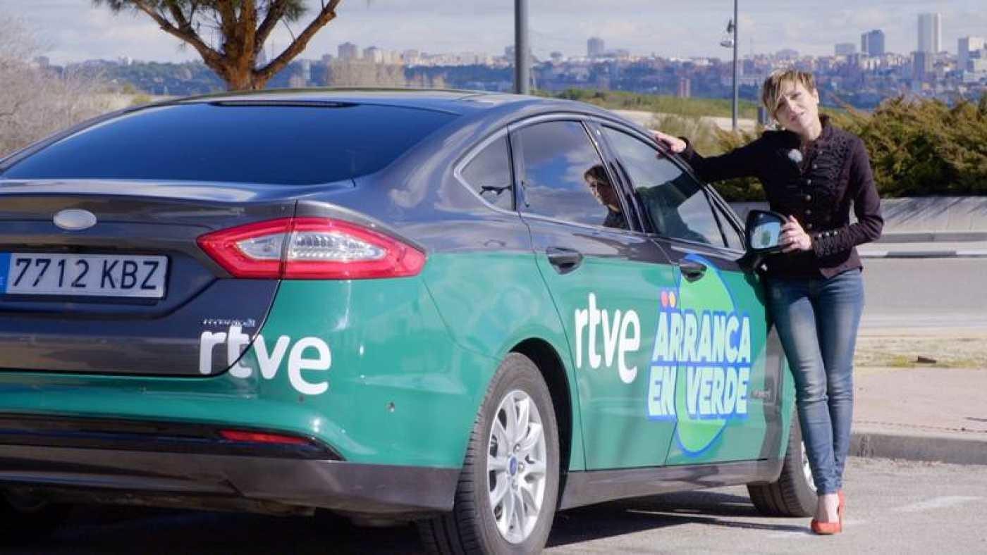 Arranca en Verde, nuevo programa de seguridad vial de Televisión Española