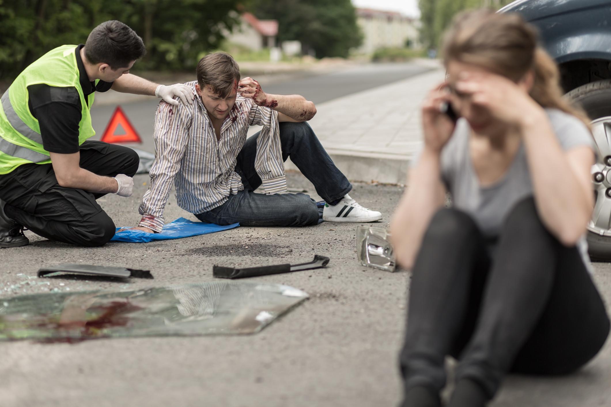 La fiscalía aboga por quitar todos los puntos del carné a los reincidentes que causen heridos leves