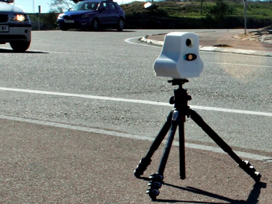 El nuevo radar láser de la Guardia Civil llegará donde otros no llegan