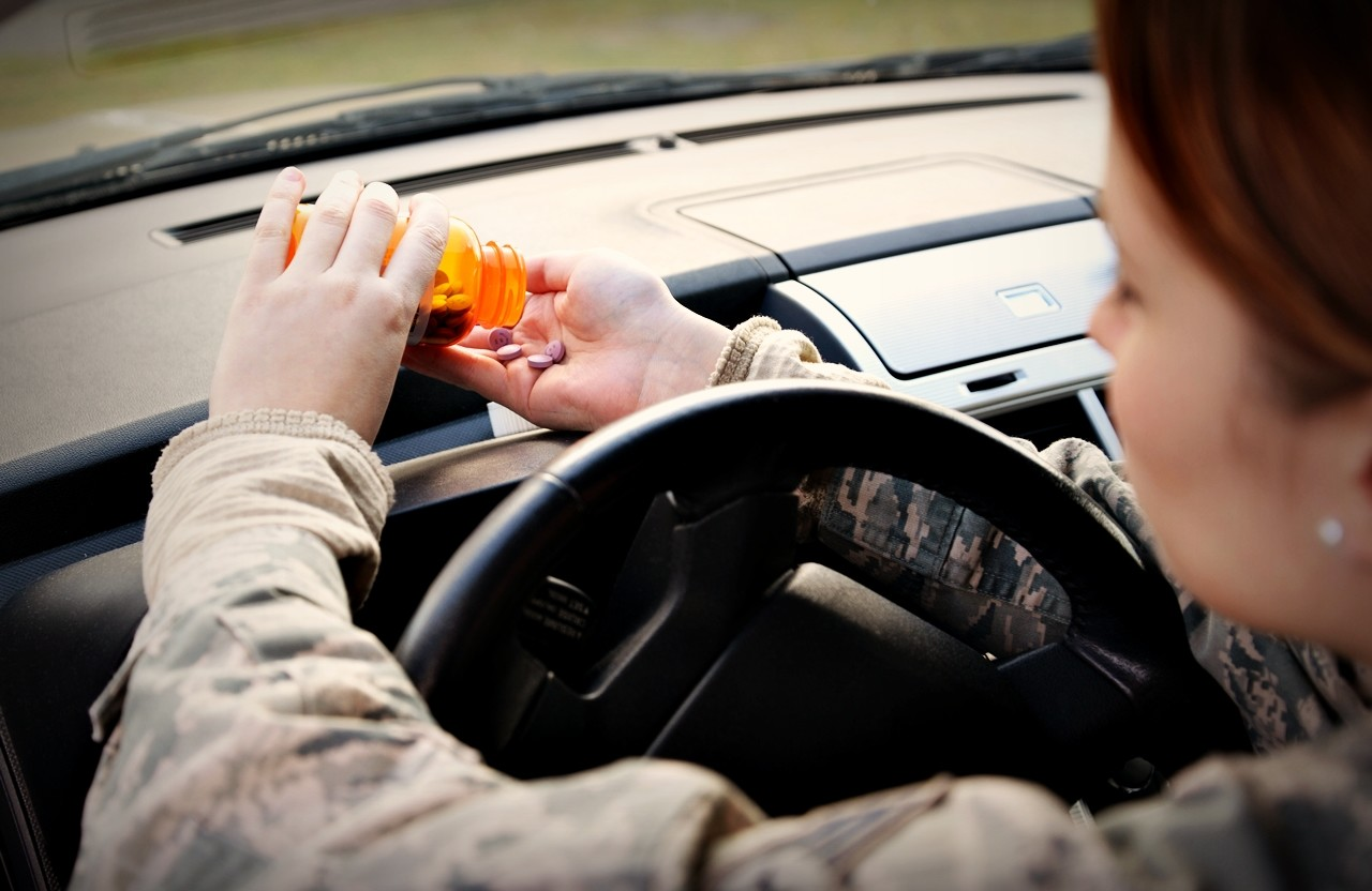 ¿Puedo tomar antihistamínicos y conducir?
